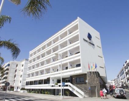 Hotel Lancelot en Arrecife de Lanzarote